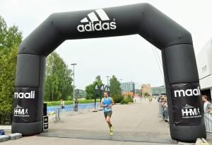 Helsinki Finish Line