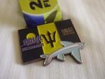 Barbados 10km medal