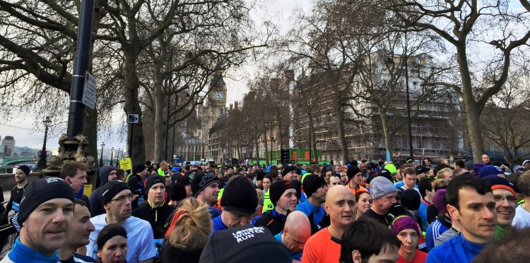 Westminster start