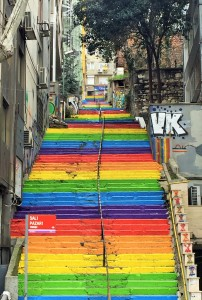 Favourite stairs ever!