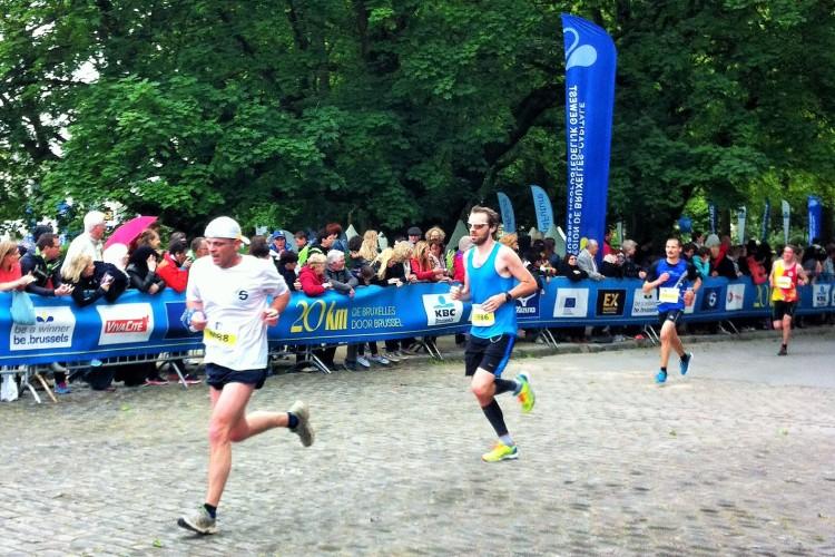 Brussels Final Sprint