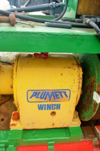 Plummet Winch Small