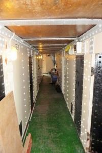 Sealand's main corridor