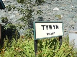 Tywyn Sign