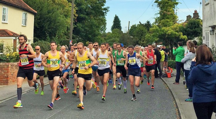Essex Half Marathon