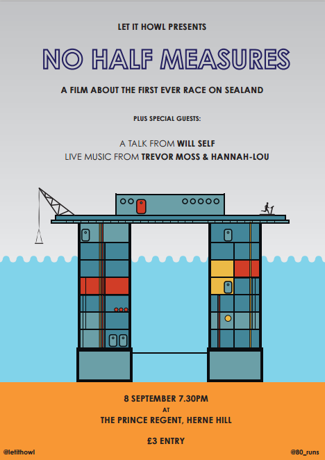 Sealand No Half Measures Poster
