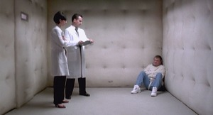 Straight Jacket Padded Room
