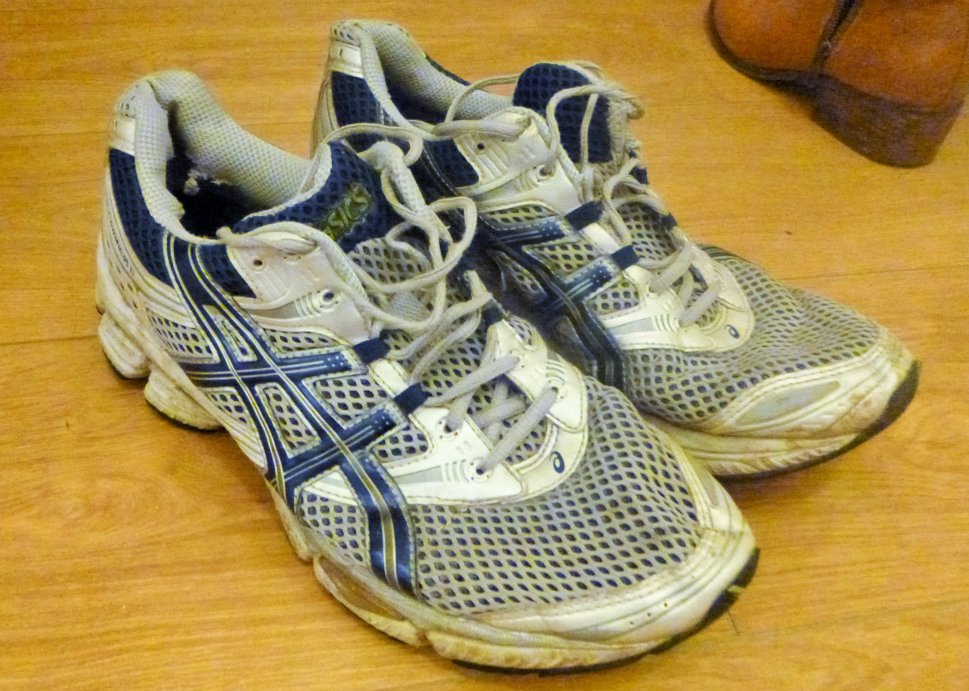 7c591b00d Shoes – Around the world in 80 runs