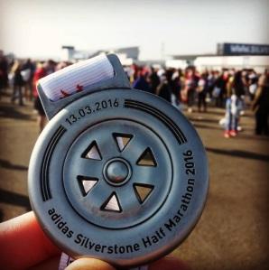 Silverstone Medal