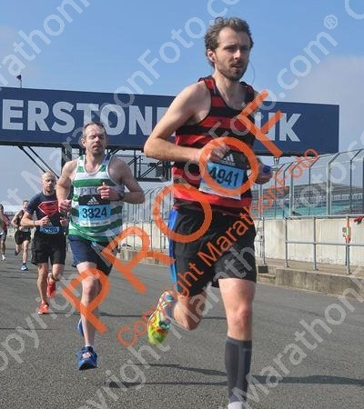 Silverstone Run Half Way