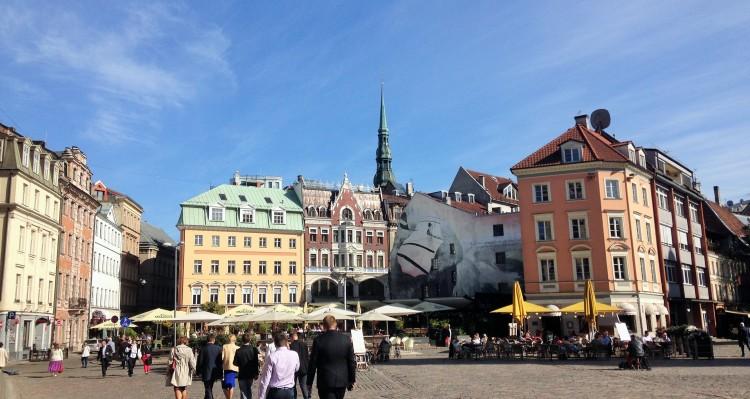 Riga Town Centre