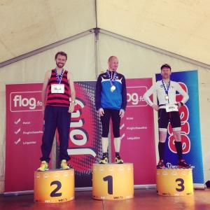 Torshavn Half Marathon Faroe Islands Podium