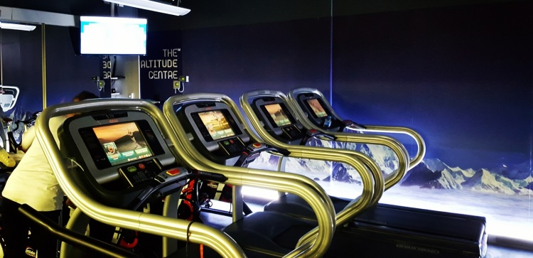 london-altitude-centre-treadmills