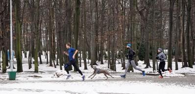 katowice-parkrun-simon-messenger-15-december-2018-human-one-dog-zero